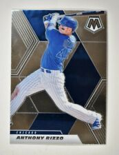 2021 Mosaic Base #180 Anthony Rizzo - Chicago Cubs