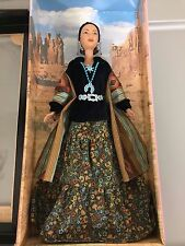 NEW NRFB Barbie Doll Collectible Princess of Navajo REDUCED