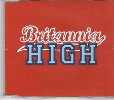 (EK754) Britannia High, Start of Something - 2008 DJ CD