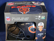 CHICAGO BEARS Halloween Costume - KIDS FOOTBALL Medium DELUXE YOUTH UNIFORM SET