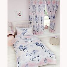 Stardust Unicorn Single Duvet Cover Set Girls Kids Bedding New