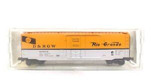 Kadee Micro Trains N D&RGW Rio Grande Plug Door 50' Std Train Box Car 32220 NEW?
