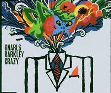 "Gnarls Barklay Crazy + 1 - 5"" CD Single"