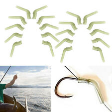 20pcs Hook Aligners Carp Fishing Line Aligner Hair rigs Terminal Tackle.
