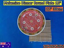 "Best Melamine Chinese Classic Style Dinner Round Plate 12"" (30cm) (ZC-9)"
