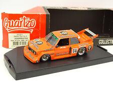 Quartzo 1/43 - BMW 320 Gr5 Jagermeister DRM 1977 Stuck