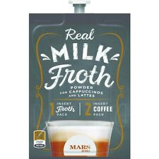 Flavia Real Milk Froth - 1 case (72 packs)