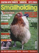 Country Smallholding August Pet & Animal Care Magazines