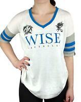 Harry Potter Ravenclaw Wise Womens/Ladies Varsity T-Shirt Sizes S-XL