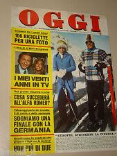 OGGI 1974/4=PUPETTA MARESCA=ILARIA GUERRINI=CLAUDE JADE=DUCCIO TESSARI=FOIE GRAS