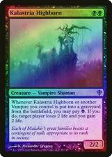Kalastria Highborn FOIL Worldwake NM Black Rare MAGIC GATHERING CARD ABUGames