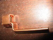 14)Panduit CO125-14-Q Single Barrel Lug two Hole Offset Tongue Mechanical Copper