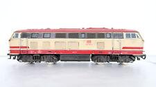 Roco HO/DC Diesel Locomotive BR 215 036-4 DB rouge/beige (cq/232-25r2/14)