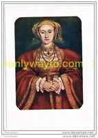 ANNE OF CLEVES, c1539,  HANS HOLBEIN, , Book Illustration c1920/30