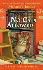 Cat in the Stacks Mystery: No Cats Allowed 7 by Miranda James (2017, Paperback)