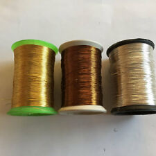 3 Spools Embroidery Metallic Thread,Gold Tambour Embroidery,Gold Metallic Thread