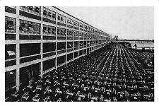 BF39601 production quotidienne d une usine ford works  car voiture oldtimer