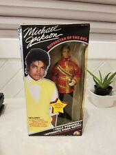 1980 Michael Jackson Superstar of The 80s Thriller Outfit Action Figure Toy Doll
