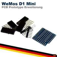Wemos d1 MINI PCB Proto Board Prototype base Shield allargamento Breakout scheda