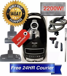 Powerful & V Rare S8 2200W Miele Power Plus Vacuum Fully Refurbished (Pre EU)!!