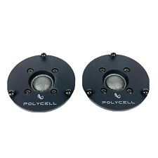 Genuine Infinity SS 2003 Polycell Tweeters 902-6758 Pair Of 2 With Screws !