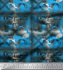 Soimoi Fabric X-Ray Generator,Dot & Texture Print Fabric by the Yard - TU-23B