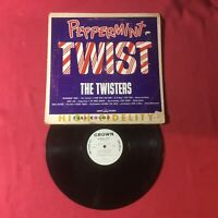 Peppermint Twist: The Twisters *1962 Crown Records CLP 5249 MONO