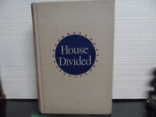 HOUSE DIVIDED - 1947 - BY BEN AMES WILLIAMS - SIGNED - HARDCOVER - 1514 PAGES