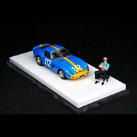 JEC 1:64 Scale Ferrari 250 GTO #112 Resin Car Model Collection Limited Edition