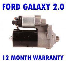 FITS FORD GALAXY 2.3 16V PETROL 1997-2006 BOSCH RMFD STARTER MOTOR