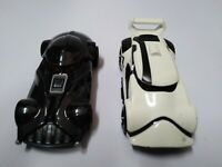 Hotwheels Star Wars Darth Vader Storm Trooper Toy Cars Pre-owned
