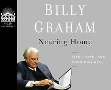Nearing Home Life Faith and Finishing Well Billy Graham 2011 6 CD Sealed NEW