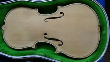 Violin 1/2 size parts Top & bottom E.R. Pfretzchner, Caspari pegs,Case,bridge