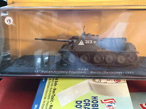 Atlas Editions Die Cast Military Vehicle  1/72 Scale   No 18