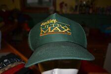 Vintage Berkley Ultra Max Fishing Line Adjustable Snapback Fishing Hat Cap