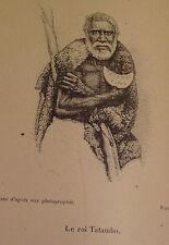 BEAUVOIR Comte de - VOYAGE AUTOUR DU MONDE - AUSTRALIE - 1872
