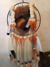 Authentic handmade native american dream catcher by Cynthia Rain Sparrow