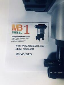 MERCEDES/CHRYSLER HEATER SERVO NEW ALUMINUM BODY 1350 SOLD. WWW.MBDIESEL1.COM