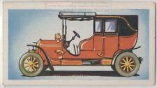 1906 Wolseley-Siddeley Ladaulette Antique Auto Car c55+ Y/O Trade Ad Card