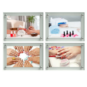 Wall Decoration for Nail Salon / New Design/ Free Shipping/ Floating Style