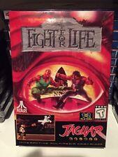Fight for Life Jaguar (Atari) Factory Sealed New