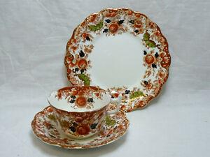 Wellington China J.H.C & Co, Bone China Cup, Saucer & Plate. Good & Clean.