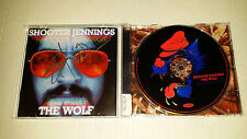 SHOOTER JENNINGS AUTOGRAPHED THE WOLF CD COVER RARE COA WAYLON JENNINGS