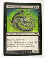 MTG Magic: the Gathering Cards: DROSS HARVESTER: MRD