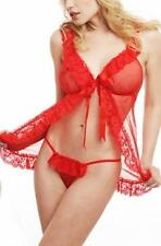 Sexy Lingerie New Red Babydoll XXL Plus Size 14 16