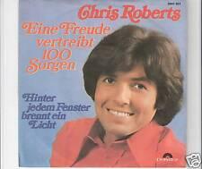 CHRIS ROBERTS - Eine Freude vertreibt 100 Sorgen