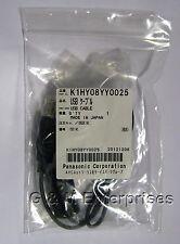 New Panasonic K1HY08YY0025 USB Cable for DMC-G5, DMC-GF5, FZ200, FZ60 - US Selle