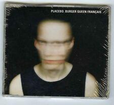 3 TRACK MAXI CD SINGLE (NEW) PLACEBO BURGER QUEEN FRANCAIS