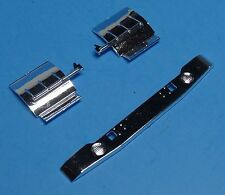 AMT Kenworth Aerodyne C.O.E New Chrome Bumper and Fender Covers 1/25 Scale