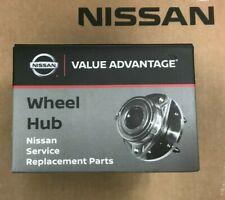 NEW OE NISSAN Front Hub Bearing D02024X01JNW PATHFINDER FRONTIER XTERRA 4WD